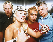 Gwen Stefani & No Doubt.