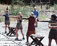 Survivor 4 Marquesas - Immunity Challenge.