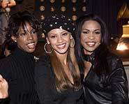 Kelly Rowland, Beyonce Knowles and Michelle Williams all have solo CDs in stores or on the way.