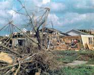 Hurricane Andrew was one of the costliest hurricanes of all time.