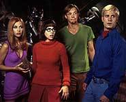 The Scooby Gang is a great Halloween costume idea!