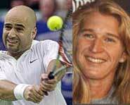 Andre and Steffi.