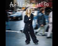 Avril Lavigne's CD is called Let Go and includes the hit songs Complicated and Sk8er Boi.