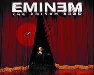 Eminem's latest CD is called The Eminem Show and includes the hit songs Without Me and Cleaning Out My Closet.