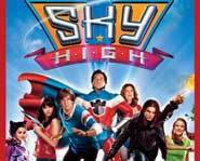 We review Disney's new teen-superhero movie - Sky High!