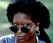 Whoopi is a humanitarian.