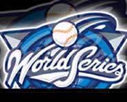 The first World Series was played in 1903.
