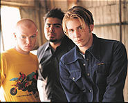 Pop/rockers, Lifehouse.
