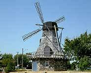 Windmills are used all over the world to generate energy.