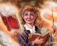 Hermione Granger is the master of magic!