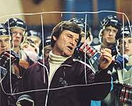 Miracle is based on the United States Olympic team's victory over the Soviet Union's ice hockey team in 1980