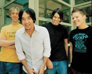 Markku, Doug, Chris and Dan of Hoobastank.