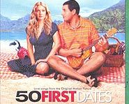 The 50 First Dates Soundtrack has a new song by Adam Sandler.