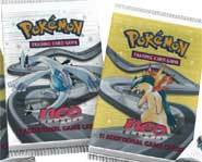 Pokemon Cards - more fun that bubble gum.