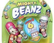 Mighty Beanz let you collect and trade toy beans that look like your fave Marvel super heroes!