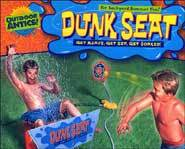 You Could WinThe Dunk Seat from Wild Planet.