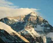 The first people to conquer Mt. Everest were Edmund Hilary and Tenzing Norgay in 1953.