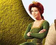 Princess Fiona - whatta cutie!