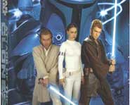 Star Wars Trading Card Game - Episode II Attack of the Clones.
