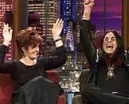 Ozzy Osbourne, Sharon Osbourne, Kelly Osbourne, Jack Osbourne.