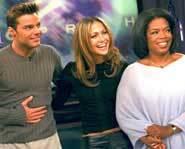 Oprah is an angel.