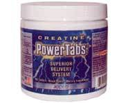 Creatine powder.