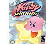 The Kirby Air Ride racing video game for the Nintendo Gamecube has lots of options, modes and fun!