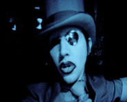 Marilyn Manson's real full name is Brian Hugh Warner.