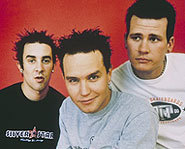 The boys from Blink always have something crazy to say.