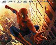 Spider-Man Movie - Tobey Maguire, Kirsten Dunst, Willem Dafoe.