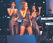 Bootylicious was a huge hit for Destiny's Child.