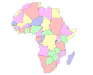 Africa is the second largest continent in the world.