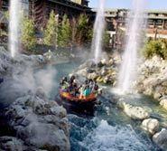 Disney's California Adventure Park's Grizzley River Run