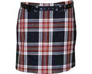 This year, plaid is cool again.
