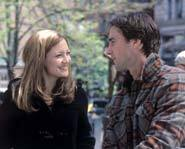 Kate Hudson, seen here with Luke Wilson in the movie Alex and Emma, is expecting her first baby.