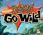 Gary reviews the Rugrats Go Wild PC video game!