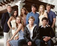The O.C is a popular teen soap opera set in Orange County.