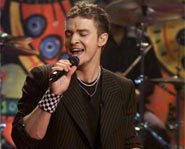 Justin Timberlake had a very good career year in 2003 - and he snagged Cameron Diaz!