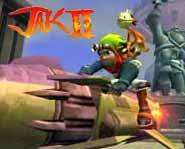 The Jak II video game for the Sony Playstation 2 video game console is loaded with action, adventure and fun!