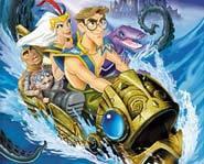 Milo's Return is the sequel to Atlantis: The Lost Empire.