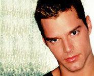 Ooh la la Ricky Martin! Livin' La Vida Loca!