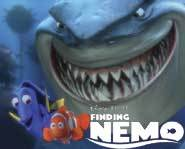 Finding Nemo is a computer-animated movie from Disney and Pixar.