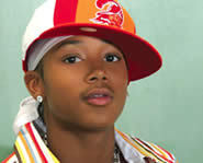 Lil Romeo is the son of rapper Master P. Check out his new disc, Romeoland.