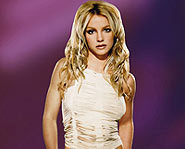 Does Britney think she's the next Lara Croft or what?