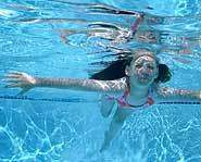 Drowning freshwater vs saltwater risks swimming near deaths for How many children die in swimming pools