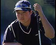 14 year-old Aree Wongluekiet has finished in the top ten at an LPGA tournament.