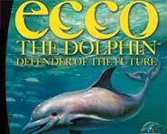 Ecco - Dolphin hero, mammal and part time NASCAR driver.