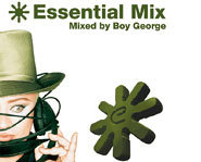 Boy George's new album Essential Mix