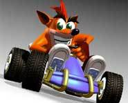 Crash Bandicoot, terror of the I-95.