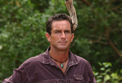 Jeff Probst is the host of the reality TV series, Survivor.